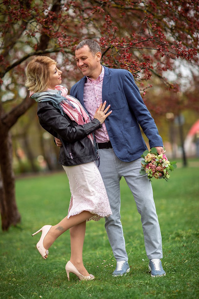 Love Story фотограф в Таллинне