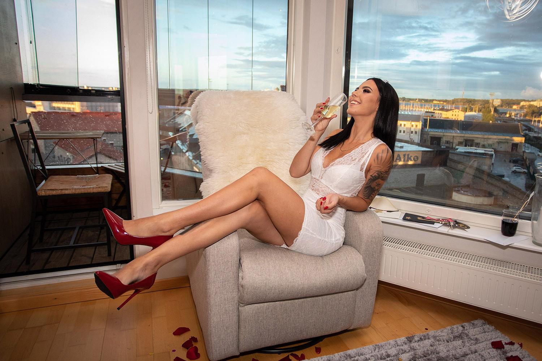 Фотограф на девичник в Таллинне