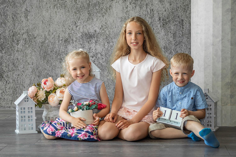 Семейный фотограф в Таллинне